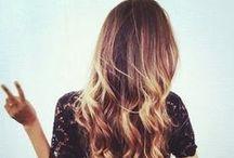 HAIR//BEAUTY / by Abigail Draper
