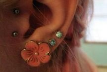 Piercing's / by Brittany Taylor