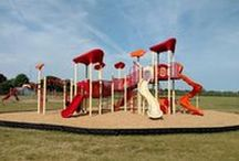 Playspace Showcase / The settings may differ, but the benefits are the same.  When you build your Playworld Systems playground, you'll be building a stronger community.  Here are some playgrounds our customers are enjoying!