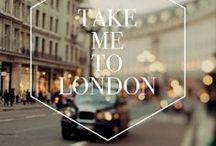 London / by Ariane Lüsse