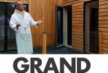 Featured on: Grand Designs / Products we sell that have been featured on the fabulous Grand Designs! Get the look at: www.ukbathrooms.com / by UK Bathrooms