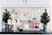   Winter Decor   / All things warm + cozy! Cozy coffee mugs, Christmas ideas, holiday traditions, coffee mugs, recipes, snow, warm and cozy mugs, campfire mugs, holiday decor
