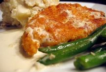 Chicken recipes / by Kimberly Stinson