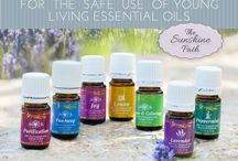 Young Living Essential Oils / by Kimberly Stinson