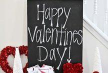 Valentines day / by Amanda Butler