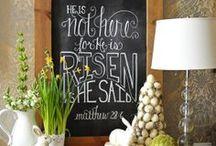Easter / easter / by Amanda Butler
