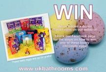 UK Bathrooms Competitions / by UK Bathrooms