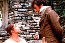 jane austen / We all long to find our own Mr. Darcy someday