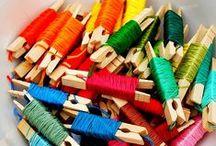 Needlework - Tips & Tricks / by Threadly Sins by Allison Rau