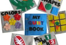 Quiet Books / by Laura Zyl