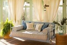 Outdoor Spaces / by Wanna Doran