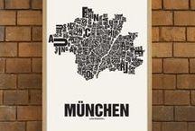 lost in münchen / We ♥ Munich.