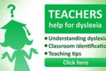 Teacher Tips for Children with Dyslexia / Help children with dyslexia learn to read. Here are some things to bear in mind. We need to erase the stereotype of stupid and lazy.
