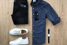 attire... for him