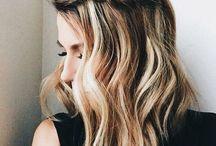   Hairstyles   / Hairstyles we love, up dos, medium hair styles, long hair styles, wedding hair, party hair, dance hair, prom hair, blonde hair, brunette hair, red hair, fashion hairstyles, hair inspiration