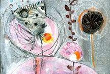 {delicious} art / art I like / by Cheryl Sosnowski