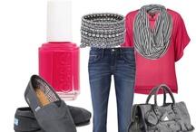 Getting Dressed / by Mandy Ballard