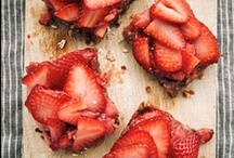 Strawberry Love - {Anything and Everything Strawberry} / by Aggie's Kitchen