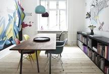 A Home / by Christine Papageorgiou