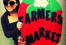 Farmers Markets / Find locally grown food! Support local farmers! / by eatlocalgrown.com