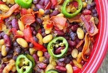 Bean Love - {Anything and Everything Bean} / Recipes including beans of all kinds.