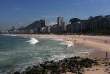 Rio de Janeiro / A cidade do Rio de Janeiro é uma das cidades mais visitadas do mundo. Saibam porque!