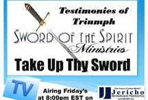 Videos / Inspirational videos and Take Up Thy Sword TV Show: Testimonies of Triumph