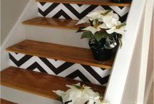 Step To It / Make a statement with the staircase in your home. / by Dave Griggs Flooring America