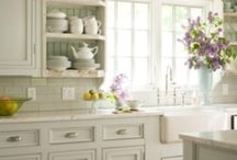 Behind The Counter / A great idea source for kitchen and bathroom back splashes. / by Dave Griggs Flooring America