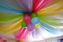 Party Ideas / by Melody Higgins