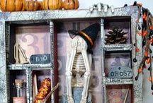 Scrap Halloween / by Lisa Olsen