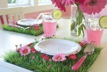 Tea Parties / by Lisa Olsen