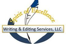 Editing / Writing and editing services for books, resumes and marketing documents