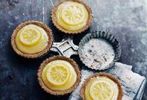 Tarts and Pies / by Kirsten Tilden