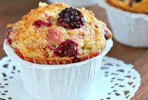 Muffins and Bread / by Kirsten Tilden