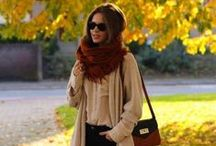 fall and winter wears.