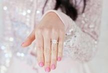 Rings / La fede e l'anello di fidanzamento. Gli anelli della vita. Per le tue nozze da sogno www.serenaobert.com