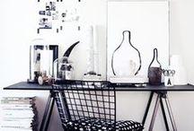 Interiors: O F F I C E / by Iwona Konarski