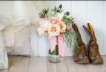 Rustic chic wedding ideas / Elements for an organic, rusti chic outdoor wedding / by Fleur de Vie