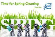 Get it Clean / Products to keep the dirty places around the office CLEAN. Everything from green cleaners, Microfiber cleaning products, JANSAN products and so much more