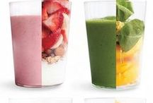 SMOOTHIES, JUICES & DRINKS