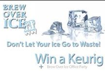 Brew Over Ice II / You can do so much with your Keurig. This Summer Keep Cool with ImpactOffice and our Brew Over Ice Promotion