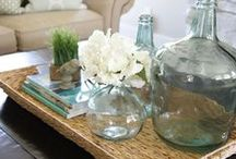 Coffee Table Styling & Vignettes
