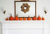 Fall Mantels to Inspire