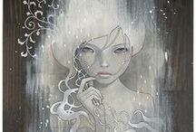 Snow Queen / by Tory Taber