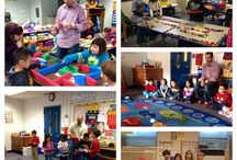 Kindergarten STEM / Great ideas for how to use science,technology, engineering and mathematics in kindergarten!