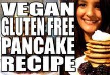 Vegan Recipes (Gluten free & Low fat) / Low Fat, Gluten Free Vegan Recipes