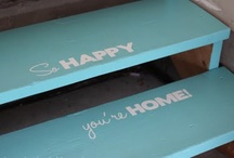 Home Decorating Details / by Kristine Dye