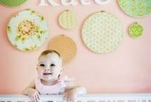 Crafts for Babies / pins for babies including baby food recipes and nursery design