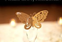 Wedding Ideas / Wedding DIYs and Inspiration